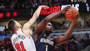 Brutalna utakmica prvog pika NBA drafta: Zion promašio samo jedan šut
