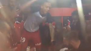 Fenjeraš srušio moćni PSG: Slavlje u svlačionici je bilo očekivano!