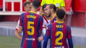 Rakitić bijesan zbog nepoštovanja igrača Barcelone: Busquets morao da smiri strasti