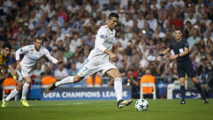 Ronaldo izveo najviše penala u historiji La Lige