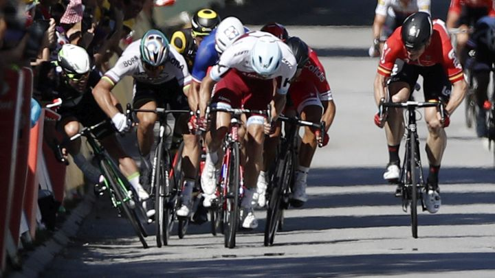 Sagan diskvalificiran s Tour de Francea