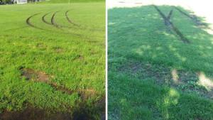 Bh. klub prije mjesec dana doživio najljepšu noć, a danas crno jutro: Čisti vandalizam na djelu!