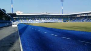 Maccabi svojim navijačima predstavio FK Željezničar i Amara Osima