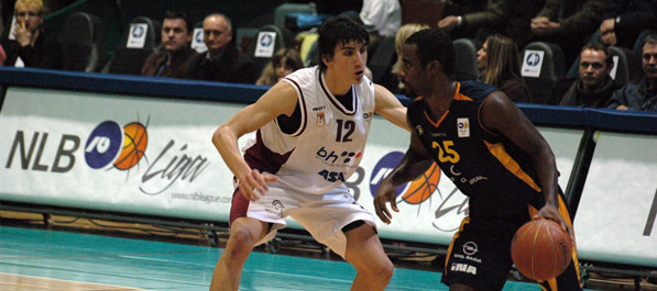 Kenny Taylor u Igokei Partizanu
