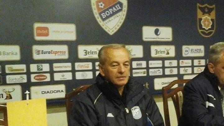Lazarević: Meč protiv Podrinja smo već arhivirali