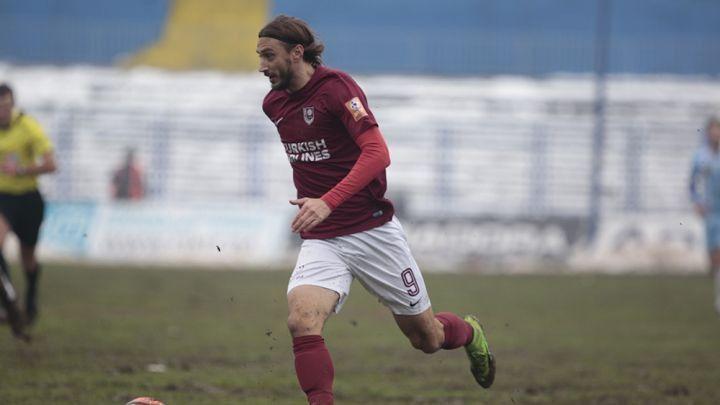 Ahmetović u 2018. godinu ulazi kao prvi strijelac lige