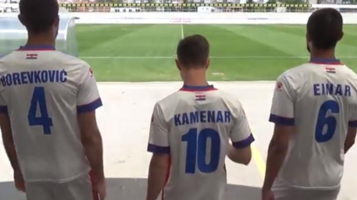 Rudeš oduševio najavnim skečom za Dinamo