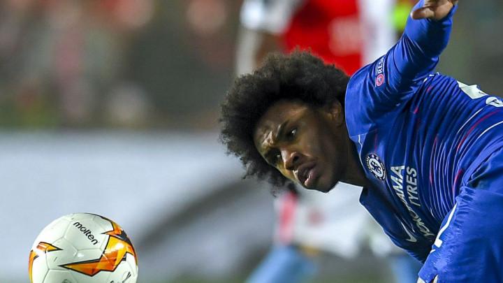 Chelsea pristao prodati Williana, on odbio otići usprkos ogromnoj plati