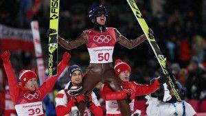 Treće olimpijsko zlato za Kamila Stocha