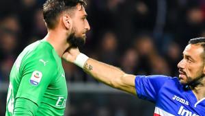 Donnarumma 'častio' Sampdoriju i Milanu otežao put do Lige prvaka