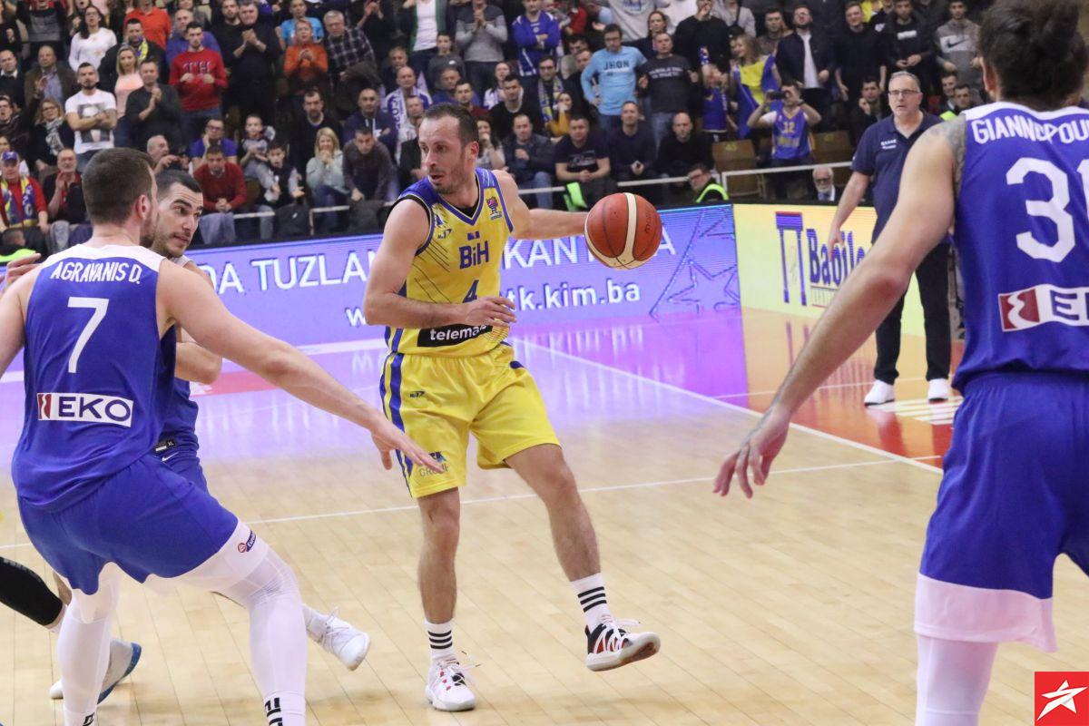 Pašalić ponovo u KK Bosna Royal!