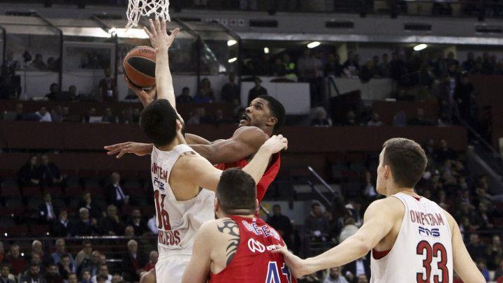 CSKA zaustavljen u Pireju, Khimki u finišu slomio otpor Efesa