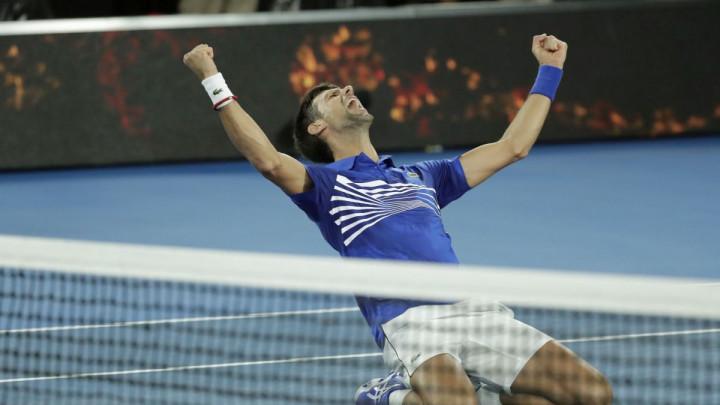 """""""Nevjerovatno je da sam prije 12 mjeseci bio povrijeđen, a onda osvojio tri Grand Slam titule"""""""