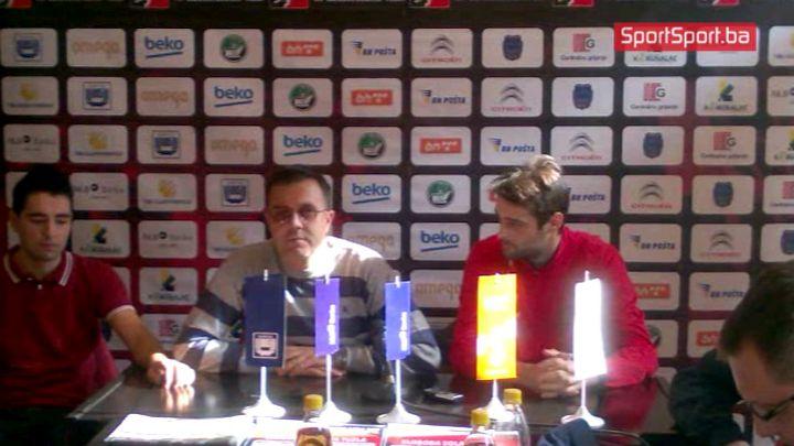 Bulić: Nadam se da ćemo prekinuti lošu seriju