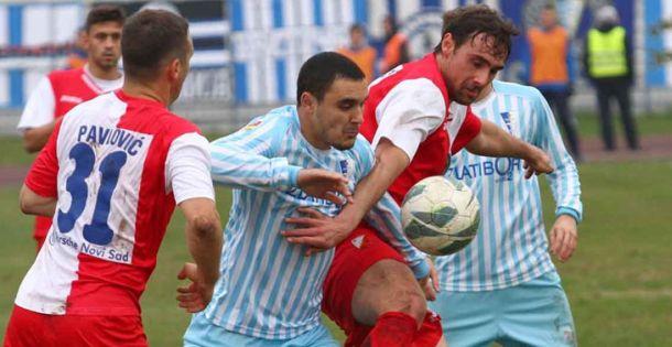 Remijem u Subotici Spartak i Vojvodina zaključili 18. kolo