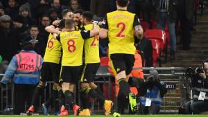 Batshuayi nije uspio spasiti Palace, Watford u polufinalu FA Kupa