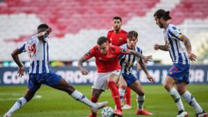 Igrali Benfika i Porto, a Sporting se radovao