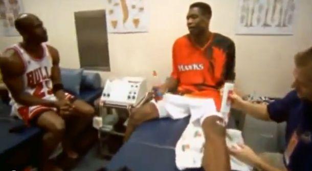 Air Mike: Kako je Jordan začepio usta Mutombu