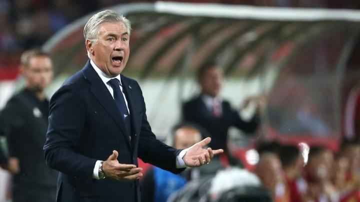 Ancelotti nakon meča: Igrači Zvezde su profesionalci u trošenju vremena