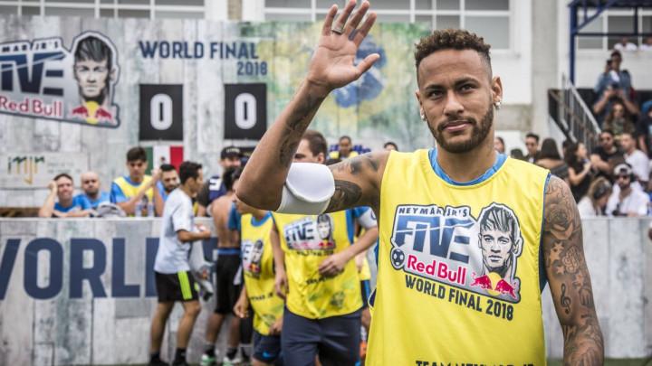 Počinje novo izdanje Neymarovog globalnog malonogometnog turnira