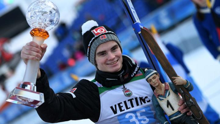 Iznenađenje u Garmisch-Partenkirchenu: Lindvik slavio i prekinuo sjajan niz Kobayashija