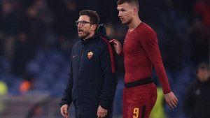 Roma bez Džeke večeras igra jako važan meč