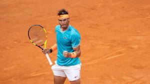 Nadal razbio Đokovića u finalu i osvojio turnir u Rimu