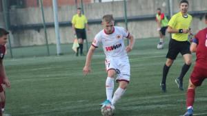 Juniori FK Sloboda ostvarili minimalnu pobjedu u derbiju protiv FK Sarajevo