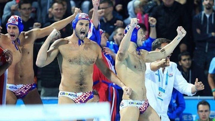 Hrvatska prvak svijeta u vaterpolu