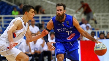 Italija s tri stranca na Eurobasketu
