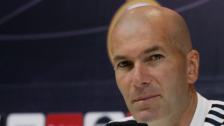Današnji potez Zidanea jasan je znak da više ne računa na veliku zvijezdu