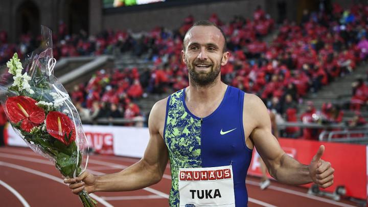 Amel Tuka bez problema slavio na 800 metara, ali još nije istrčao normu za Svjetsko prvenstvo