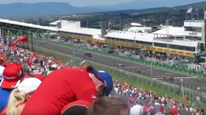 Velike ovacije nakon pobjede Micka Schumachera u Mađarskoj