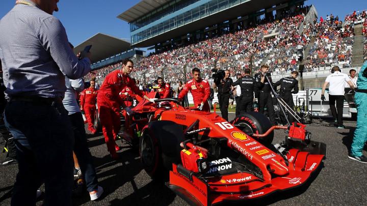 Dva tima se žalila na Ferrarijev motor!