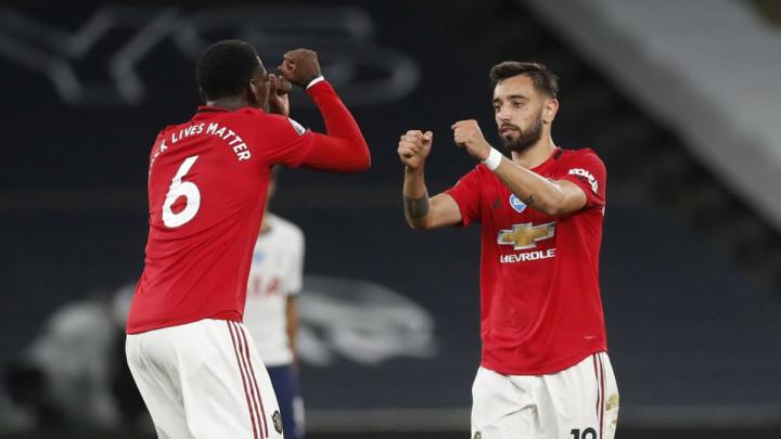 Sastav Manchester Uniteda vraća navijačima nadu u fudbal
