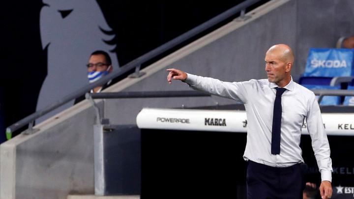Mogući odlazak Messija iz Barce komentarisao i Zidane