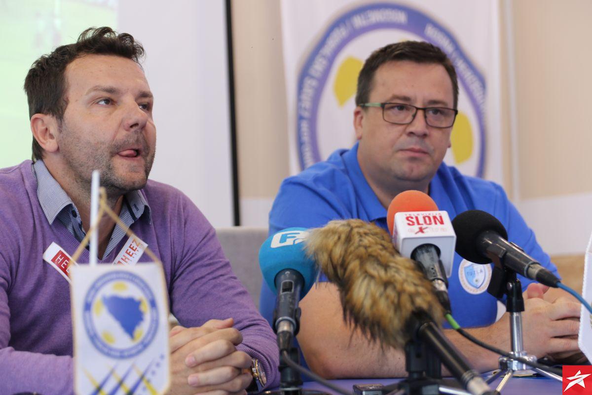 Azmir Husić najavio: Cilj je grupna faza Evropske lige za tri do pet godina, a gradimo i stadion