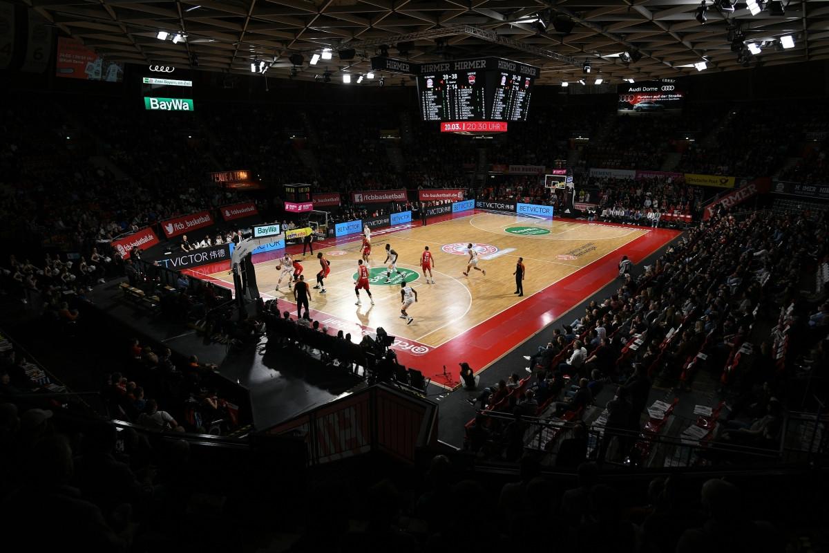 Deset klubova iz njemačke BBL lige će sezonu završiti u istom gradu