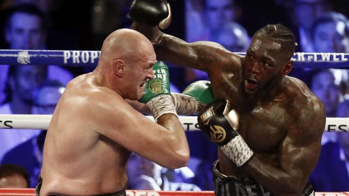 Tyson uputio prijateljski savjet Wilderu pred revanš s Furyjem