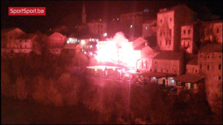 Red Army za 35. rođendan 'zapalio' Mostar