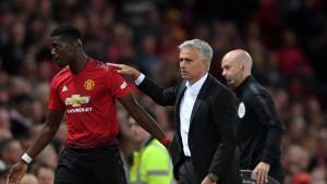 Pogba se oglasio na Instagramu nakon otkaza Mourinhu, pa odmah izbrisao objavu