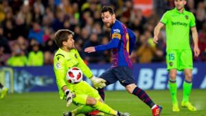 Levante uputio službenu žalbu: Hoće li Barcelona ipak biti izbačena?