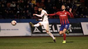 Fantastična utakmica FK Sarajevo u Banjaluci: Tatar s dva gola srušio Borac!