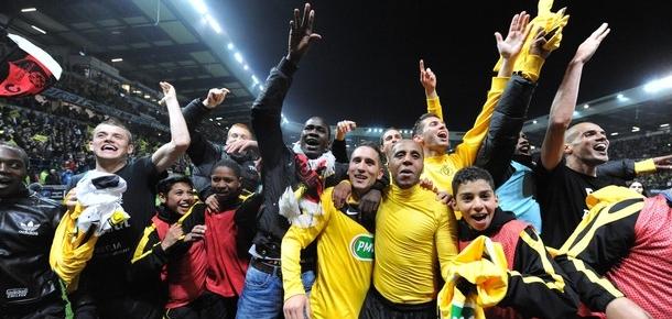 Trećeligaš u finalu Francuskog kupa