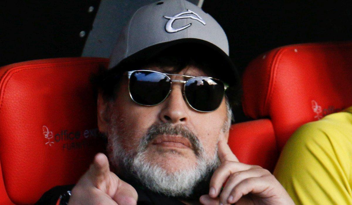 Maradona ima novi trenerski angažman