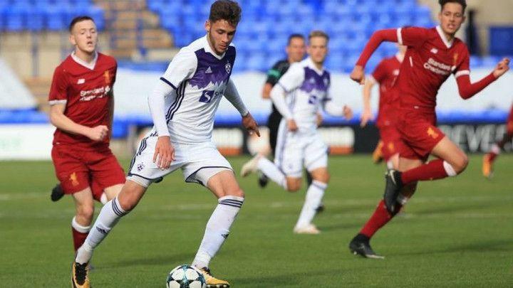 Fiorentina dovela 16-godišnjeg Slovenca iz Maribora