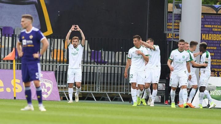Olimpija u derbiju razbila Maribor