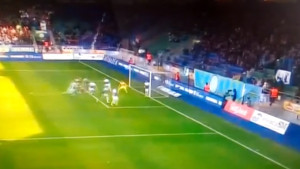 Ludi debi Cocalića: Zabio gol u 15.,VAR mu presudio u 20. minuti