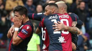 Sedam golova na Sardiniji, Cagliari se smjestio iza Intera i Juventusa