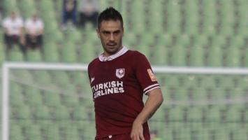 Berberović okončao karijeru, nastavlja raditi kao trener